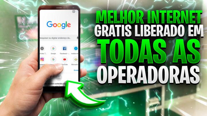 INTERNET DE GRAÇA! NOVOS ARQUIVOS ATUALIZADOS!!