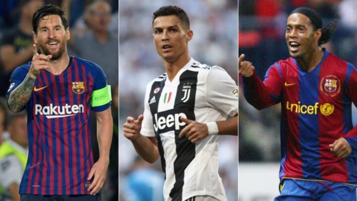Melhores jogadores de futebol do mundo