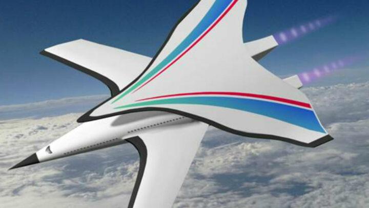 Aeronave chinesa promete viajar o mundo em apenas 1 hora