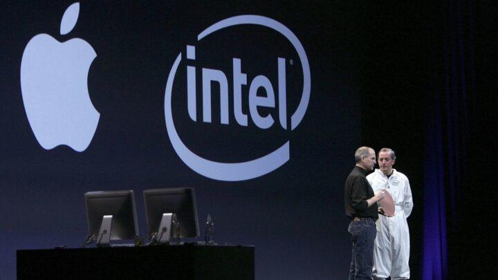 Nova tecnologia de fabricação de chips Apple e Intel