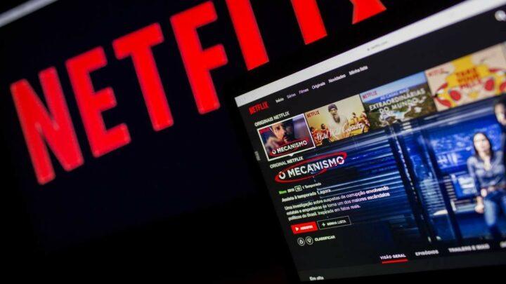Top 5 séries Netflix